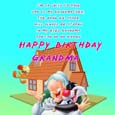 Grandma Birthday Wishes Card