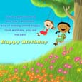Niece Birthday Wishes Card