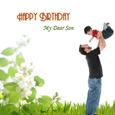 Son Birthday Wishes Card