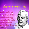 Children's Day India Cards
