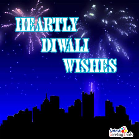 Diwali cards diwali greeting cards free diwali ecards deepavali heartly diwali wishes cards m4hsunfo