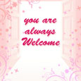 You Are Welcome Card