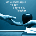 Best Wishes for Teachers day