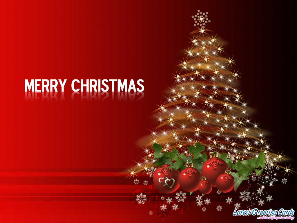 Download Christmas Wallpaper and send wishes for your family