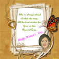 Happy Women's Day cards