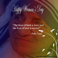 Women's Day Special Card