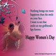 Women's Day Sister Card